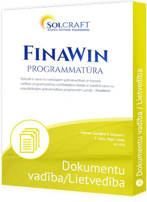 Dokumentu vadības sistēma